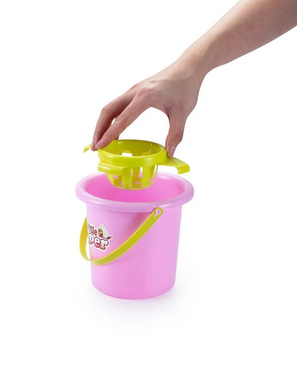 Housekeeping & Cleaning Playset - Mini Clean Up Broom, Mop and Bucket set