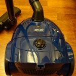 American Micronic-AMI-VC1-10Dx-1000 Watt (1200w Max) Mid Size Imported Vacuum Cleaner