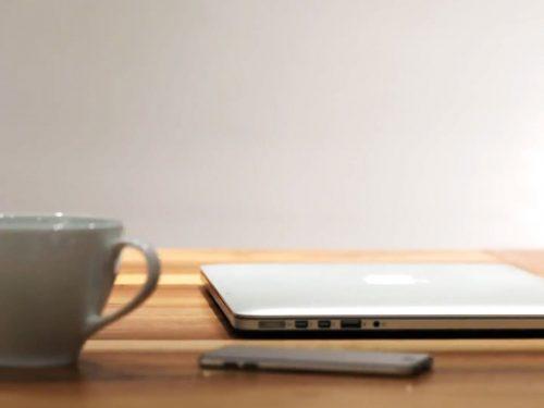 Article de blog avec vidéo HTML5
