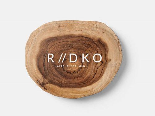 Unfinished Wood Slice