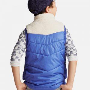 Boys' Vest - Blue Streak