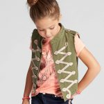 Girls' Sleeveless Vest