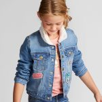 Girls' Star Wars Forces Of Destiny Jacket - Denim Blue