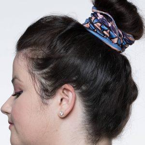 La-ta-da Boho Chic Head Wrap