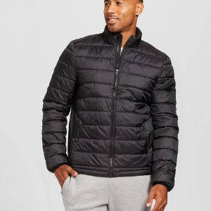 Men's Lightweight Puffer Jacket