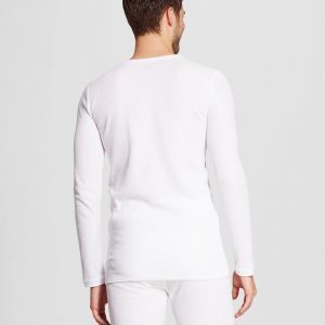 Men's Long Sleeve Micro Thermal Shirt
