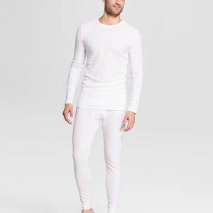 Men's Long Sleeve Micro Thermal Shirt