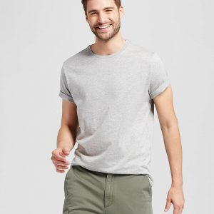 Men's Standard Fit Crew T-Shirt
