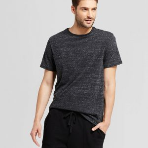 Men's Standard Fit Short Sleeve Crew T-Shirt
