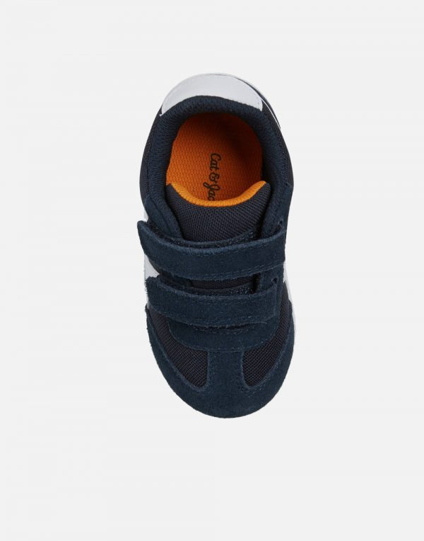 Toddler Boys' Casey Mid Top Casual Sneakers