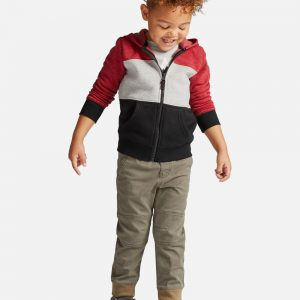 Toddler Boys' Jackets - Red