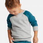 Toddler Boys' Sweatshirts - Heather GrayBlue