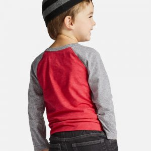 Toddler Tees Long Sleeve - Red - Star Wars