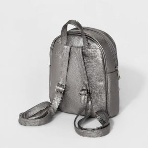 Women's Accessories Vegan Leather Mini Backpack