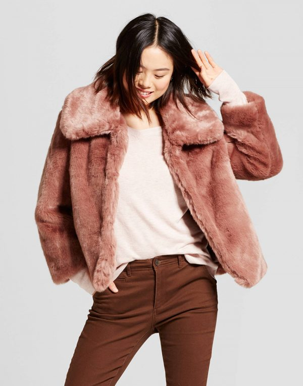 Women's Faux Fur Coat