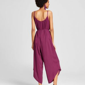Women's Sack Jumpsuit