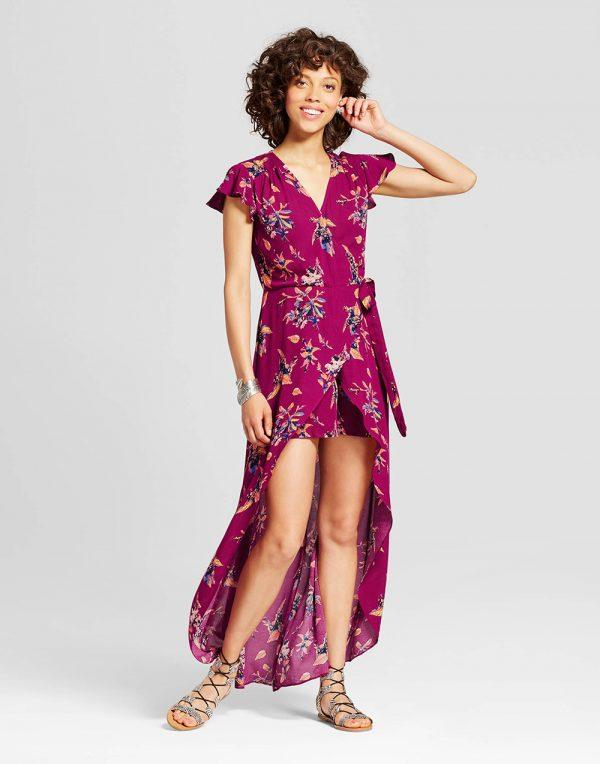 Women's Walkthrough Maxi Dress