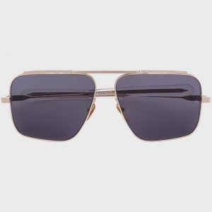 Oversized square frame sunglasses