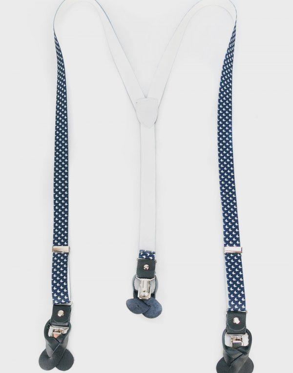 Printed suspenders