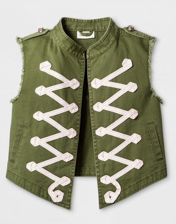 Girls' Sleeveless Vest