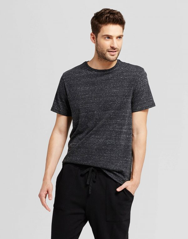 Men's Standard Fit Short Sleeve Crew T-Shirt