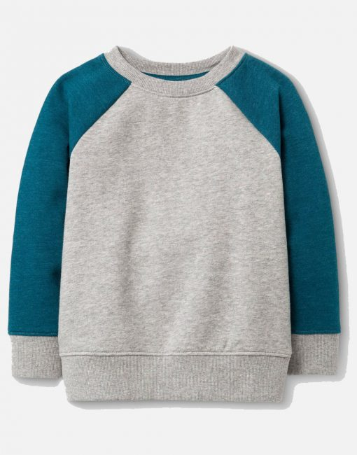Toddler Boys' Sweatshirts - Heather GrayBlue