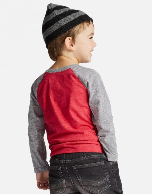 Toddler Tees Long Sleeve - Red - Star Wars
