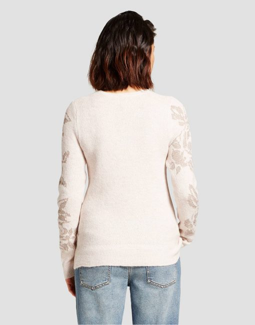 Women's Floral Shine Pullover
