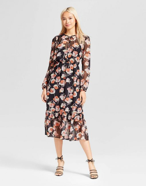 Women's Flowy Maxi Dress