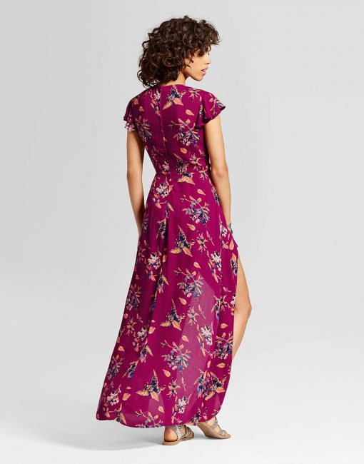 Women's Walkthrough Maxi Dress