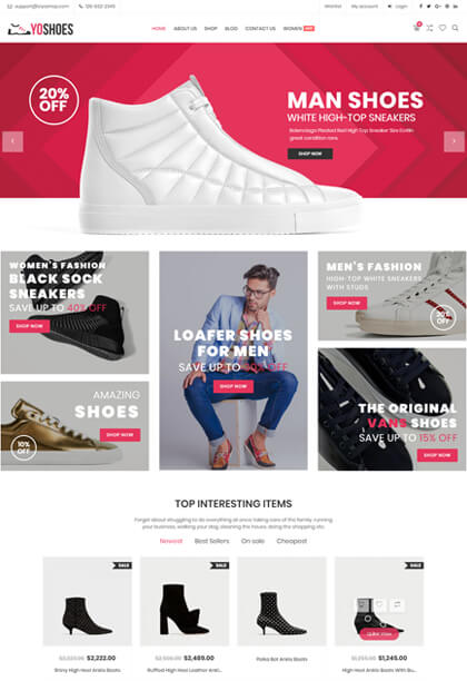 2228515c2d7bf Responsive Ecommerce Wordpress Theme|woocommerce Wordpress Themes 2019