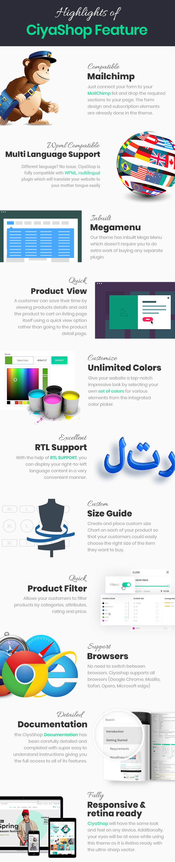 CiyaShop - Responsive Multi-Purpose WooCommerce WordPress Theme - 18