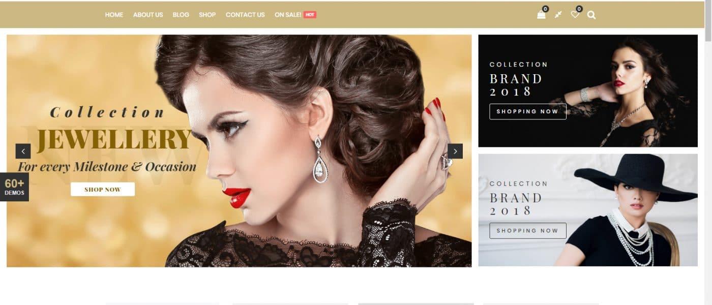 Best Jewellery WordPress Themes