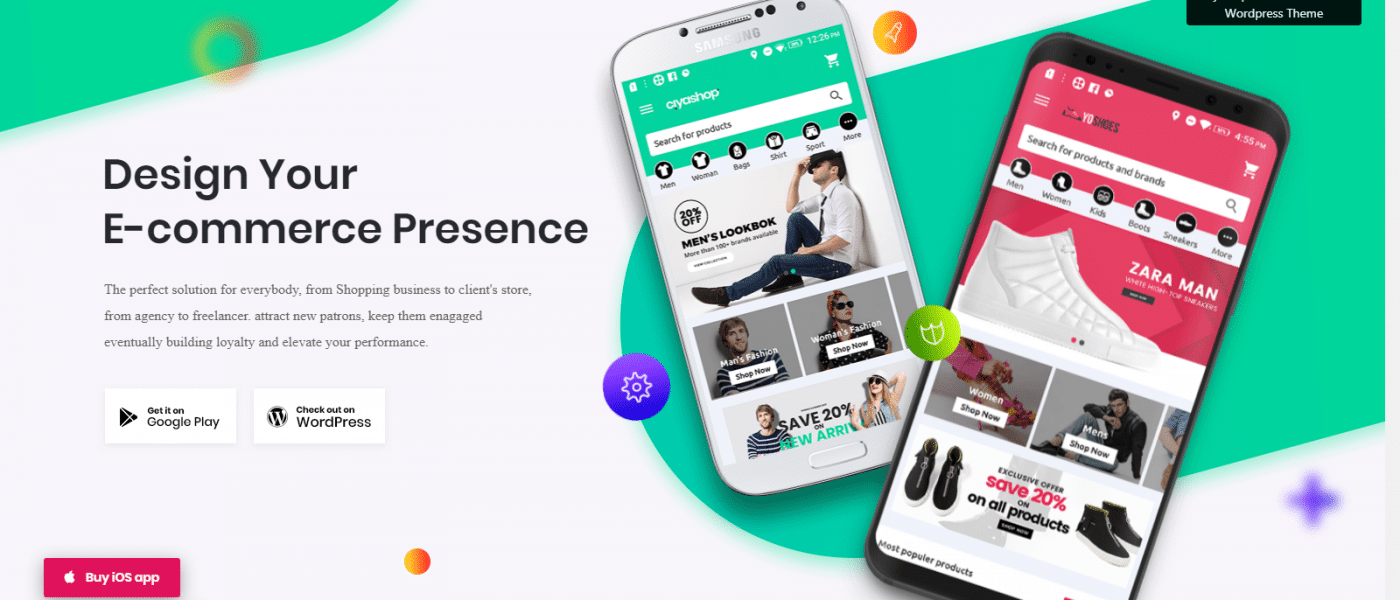 woocommerce themes for online store