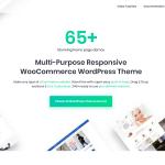 Responsive Ecommerce & Woocommerce Wordpress Themes