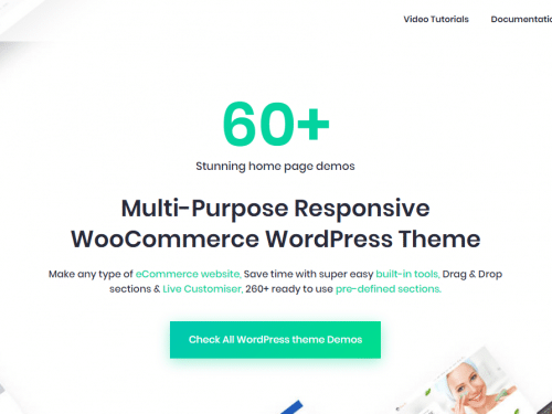 Get the best woocommerce wordpress themes form Ciyashop